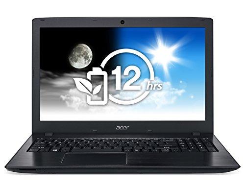 Acer Aspire E 15 E5-575-33BM 15.6-Inch FHD Notebook (Intel Core i3-7100U 7th Generation , 4GB DDR4, 1TB 5400RPM HD, Intel HD Graphics 620, Windows 10 Home), Obsidian Black
