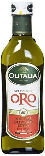 Olitalia Natives Olivenöl extra, erste Güteklasse Flasche, 1er Pack (1 x 500 ml)