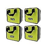 Ryobi Genuine OEM Tool Tote Bag (4 Pack) (Tools Not Included) (Bulk Packaged)