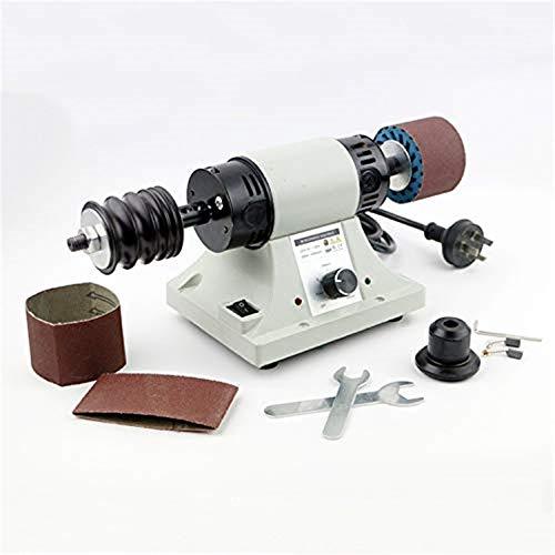 Leather Polishing Burnishing Machine Leather Edge Grinding Machine 110V 0-8000RPM (220V)