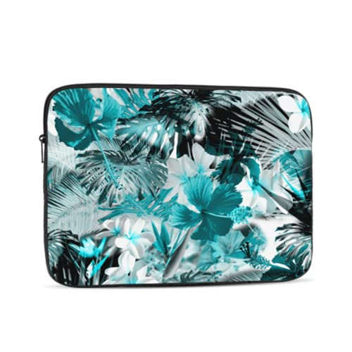Macbookpro Case Dark Blue Spring Fragrant Flower Mac Covers Multi-Color & Size Choices10/12/13/15/17 Inch Computer Tablet Briefcase Carrying Bag