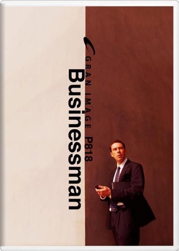 ルームピース礼儀グランイメージ P818 ビジネスマン(ロイヤリティフリー写真素材集)