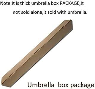 YWSCXMYLDL-JP 逆傘メンズ逆さ傘Cハンドル防風レディ日焼け止め防雨UV傘 (Color : Package box)