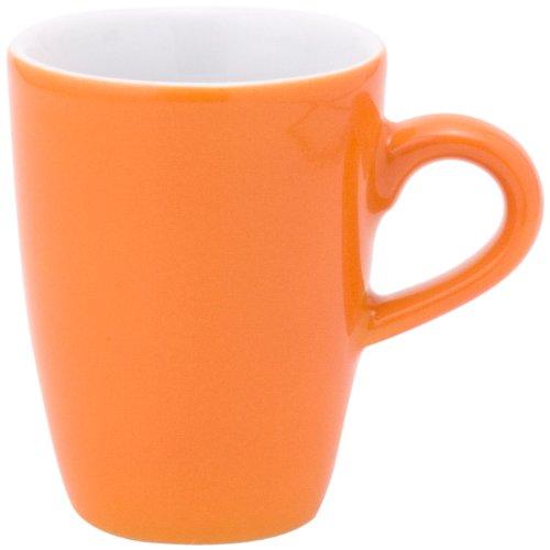 Kahla 574732-72556 Pronto Colore orange Espresso Obertasse hoch 0,10 l
