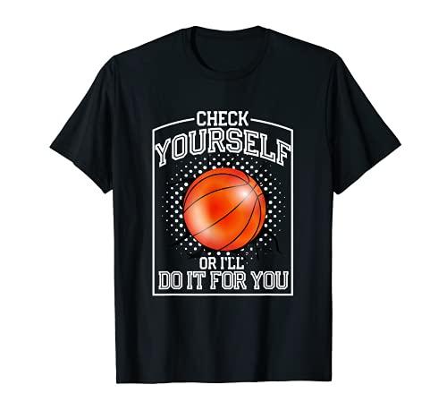Compruébelo usted mismo o lo haré por usted Diseño de Camiseta