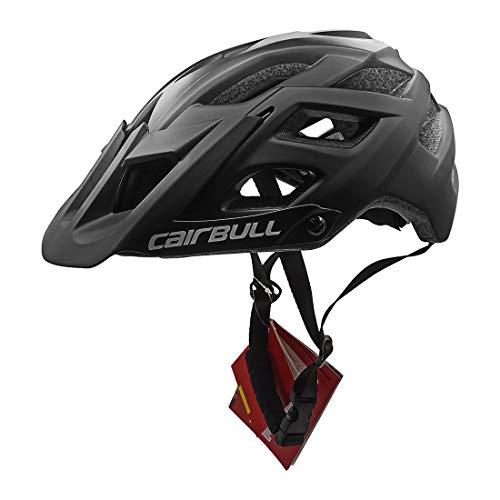 Leeworks - Casco da bicicletta, da uomo, per adulti, in 6 colori, ultraleggero, da strada, per mountain bike, ciclismo