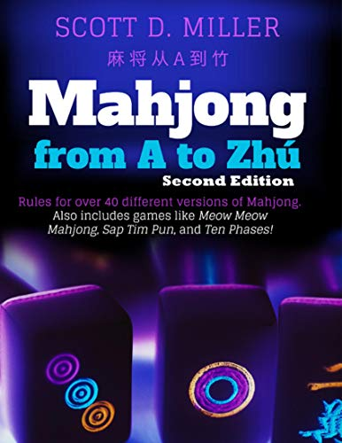 Mahjong from A to Zhú (English Edition)