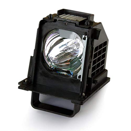 BORYLI Ersatzlampe mit Gehäuse für Mitsubishi TV WD-60638 WD-60738 WD-60C10 WD-65738 WD-65638 WD-73C10 WD-738 WD-65638 WD-73C10 WD-73838 WD-60638 WD-60638 65C10