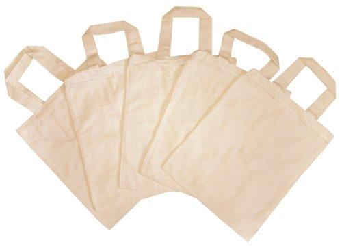 Eduplay bolsa de transporte, algodón, naturaleza, 38X42 cm,