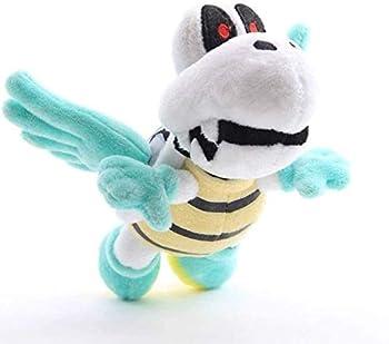 DGWGS Series Stuffed Toys Doll Gift Spiny Koopa Mecha Bones Turtle Kamek Plush Toy Birthday -18cm