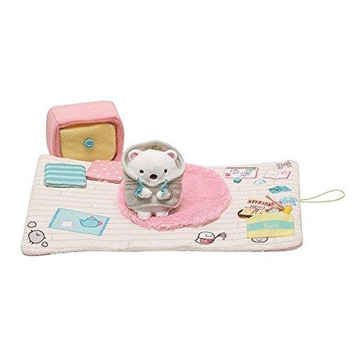 San-X corner Sumikko Gurashi Stuffed Animal in a Picture Book (Polar Bear) MR32201