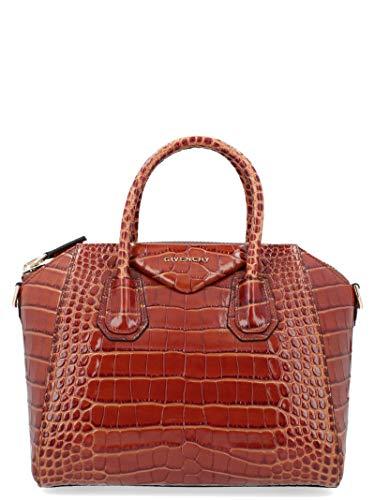 Givenchy Luxury Fashion Donna BB500CB0LK217 Marrone Borsa A Mano | Autunno Inverno 19