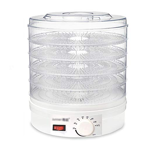 Find Bargain XY Food Dryer - Food Grade Stainless Steel, 5 Layers, Mechanical Control, Transparent B...