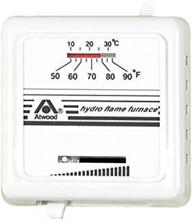 Atwood Hydro Flame 38453 Mechanical Thermostats - Heat Only, White