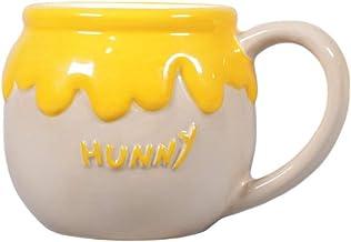 Half Moon Bay 3D mok Relieve Disney Winnie The Pooh Hunny, hout, multi, 450 ml-14,5 (W) x 9,5 (h) x 11,5 (d) cm