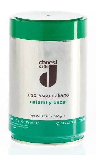 Danesi Decaffeinato, gemahlen - entkoffeinierter Espresso, 250 g