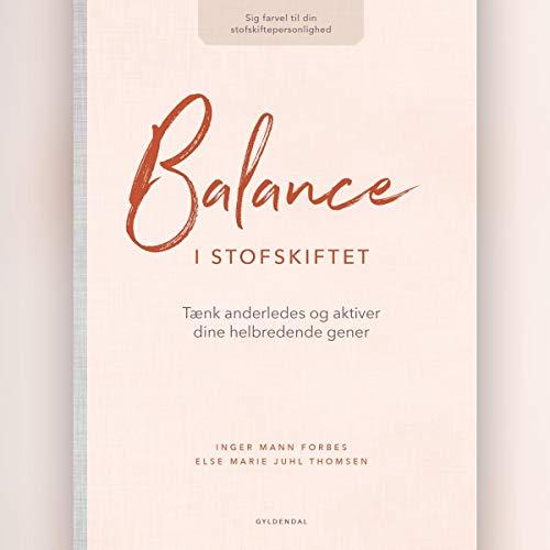 Balance i stofskiftet cover art