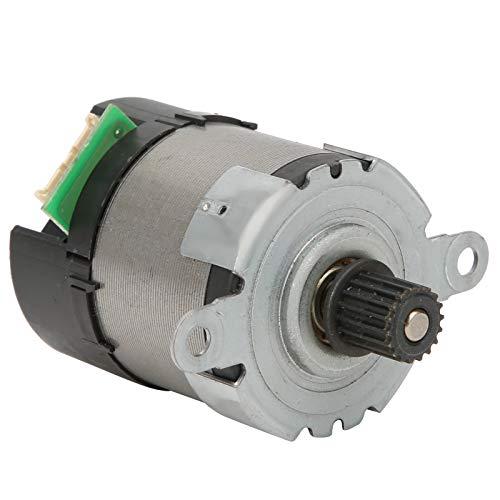 Motor sin escobillas 3100-6100RPM Motor 12~24V DC Servomotor Resistente a la corrosión para máquinas expendedoras para Soportes de exhibición con Doble Canal(12V)