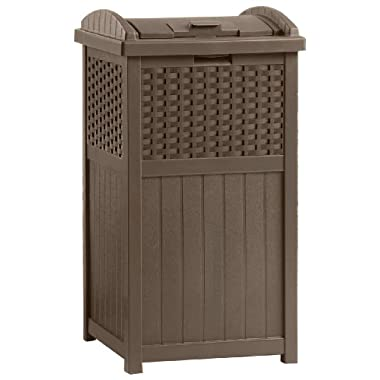 Suncast Outdoor Trash Hideaway