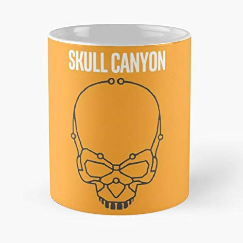 Intel Skull Canyon Nuc 2 Classic Mug - Funny Gift Coffee Tea Cup White 11 Oz The Best Gift For Holidays
