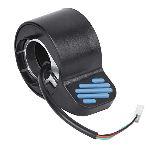 Pwshymi Acelerador Acelerador Acelerador de plástico Acelerador E-Scooter Acelerador del Acelerador