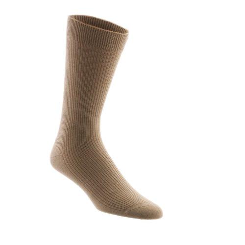 FootSmart Men's / Women's Diabetic Dress Acrylic Crew Socks