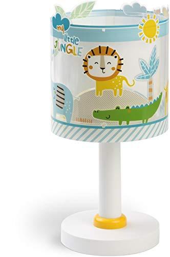 Dalber lampe de table enfant Little Jungle Animaux