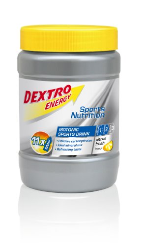 Dextro Energy Sports Nutrition Isotonic Drink Citrus Flavour, 440 g