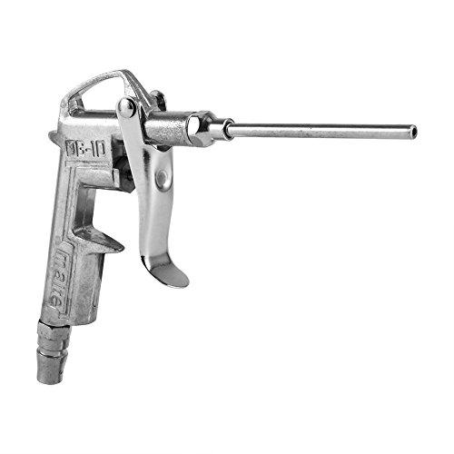 Yosoo DG-10 mondstuk blaaspistool Air Blow Gun Trigger handvat luchtstofzuiger compressor legering