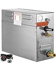 VEVOR St-40 Stoomgenerator, stoomgenerator, 4 kW, stoomgenerator, 220 V - 240 V, 50 Hz/60 Hz, badkamerstomer, temperatuur 35 °C - 55 °C stoomgenerator voor spa