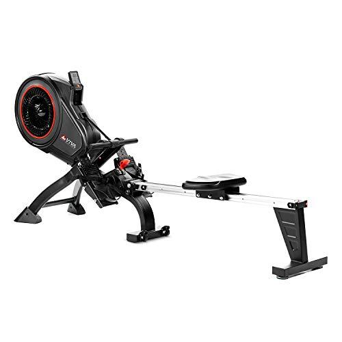 AsVIVA RA14 Rudergerät Magnetic Rower Sieger unter 500 Euro kaufen  Bild 1*