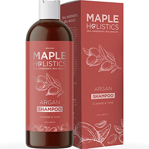 Argan Oil Shampoo for Men and Women - Deep...