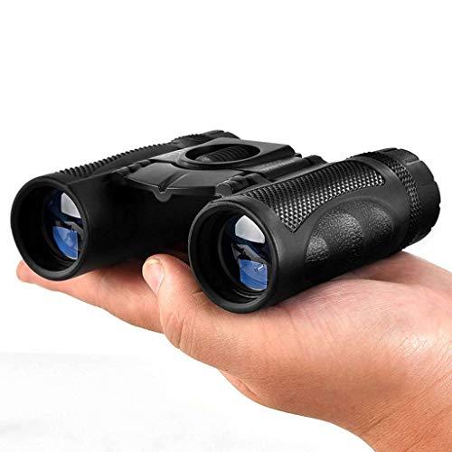 JHLD Mini Teleskope Fernglas HD Nachtsicht, Leichtgewicht Taschen Ferngläser Uhrenarmband Armbänder Zusammenklappbar, Für Wandern Camping Vogelbeobachtung-12×25