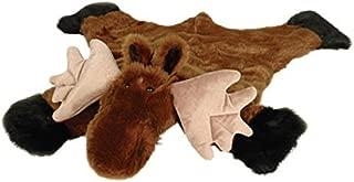 Carstens, Inc Plush Moose Animal Rug, Large