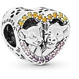 Pandora Charm Donna Collezione Disney Il Re Leone Trendy cod. 798044NPRMX