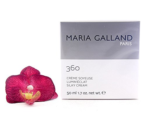 Maria Galland 360 Crème Soyeuse Lumin'Éclat Crema Viso, 50 ml