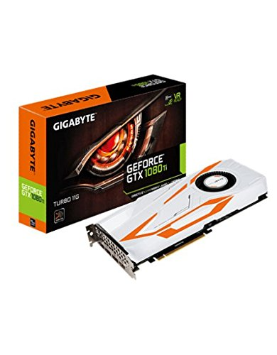 GIGABYTE GeForce GTX 1080 Ti Turbo 11G 11GB GDDR5X 352bit PCI Express 3.0 x16 Turbo Fan