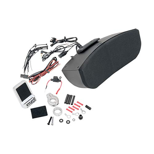Hogtunes Speaker System Kit for Memphis Shades Batwing...