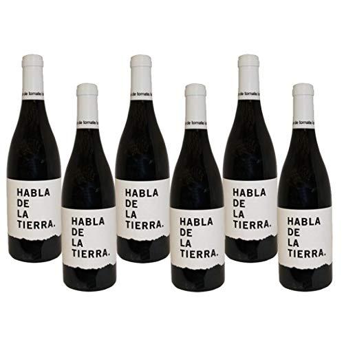 Habla de la Tierra- Vino Tinto- 6 Botellas