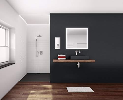 Stiebel Eltron vollelektronisch geregelter Durchlauferhitzer DHE Connect 27 kW, umschaltbar, Internetradio, WLAN, Touch-Display, ECO-Modus, App-Bedienung, Verbrauchsanzeige/-Kosten, 234468 - 8