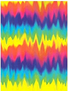 Feeling Groovy Party Table Cover, 54