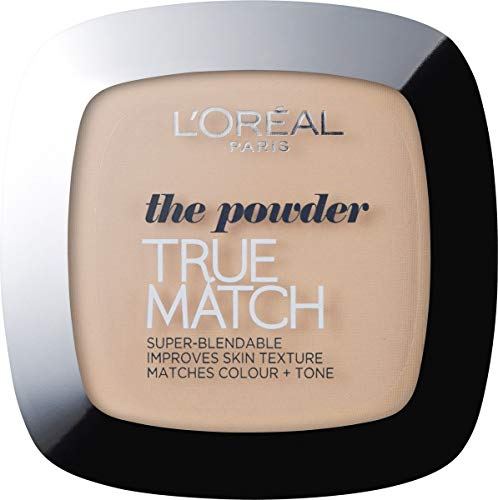 L'Oréal Paris True Match, Cipria, N4 Beige, 9 g