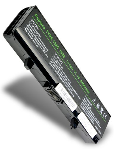 Replacement Laptop Battery for Dell INSPIRON 1545 (4400mAh / 10.8V)