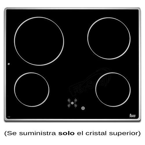 ANCASTOR Cristal VITROCERÁMICA TEKA TT600. FER40TK5013