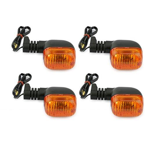 Motorize - Motorrad-Blinker Set - 4 Stück - Benelli BX 505 Enduro BX505 Cross E-geprüft - Set 15