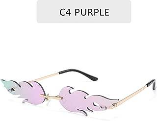 Rosa IPOTCH Occhiali Protezione UV400 Lente Colore Anti Appannamento Moto Sci Bici
