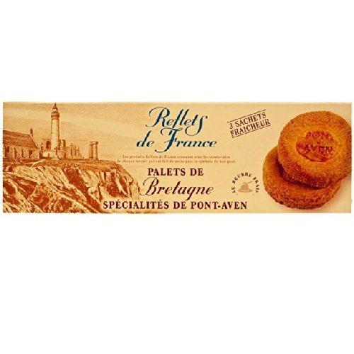 Reflets de France torta dulce Galletas de Bretaña 100g