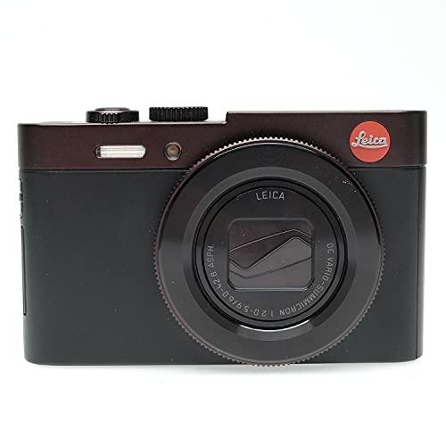 "Leica 18488 C Typ112 Compact Digital Camera, 3"", Dark Red"