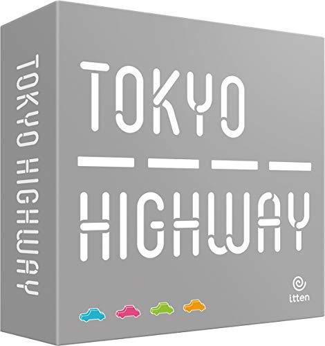 Asmodee ITTD0001 - Tokyo Highway, Geschicklichkeitsspiel, Deutsch