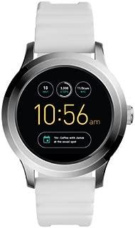 Fossil Unisex Q Founder Gen 2 Touchscreen White Silicone Smartwatch